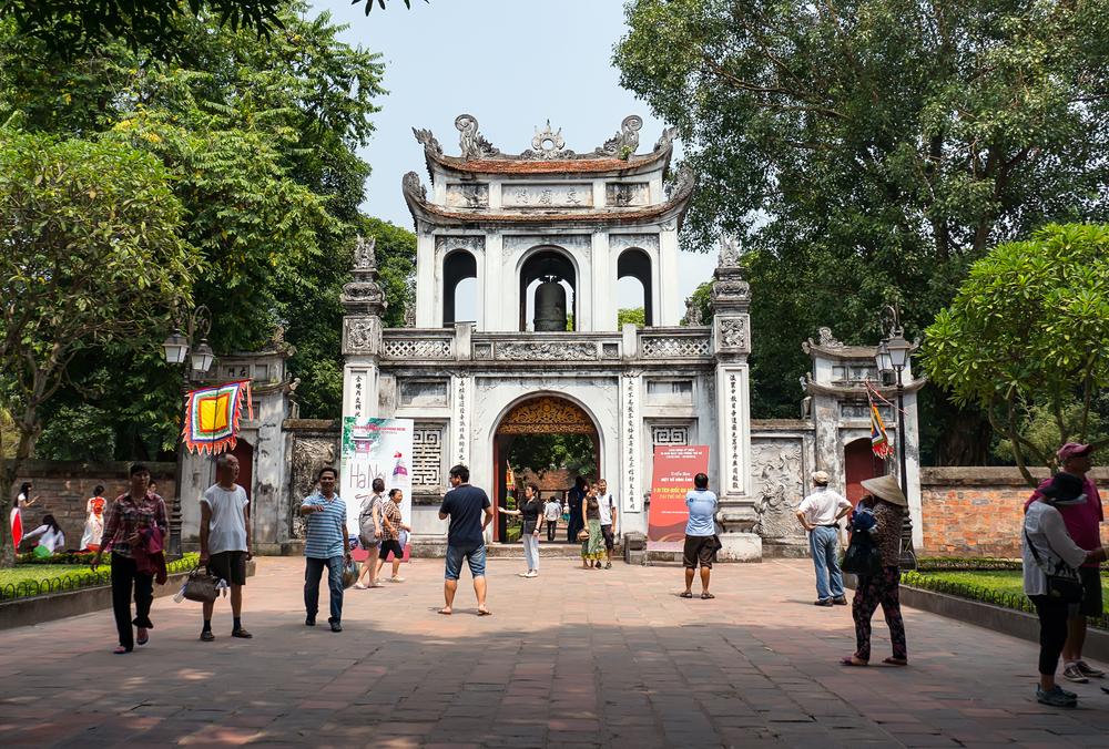 Świątynia Literatury w Hanoi