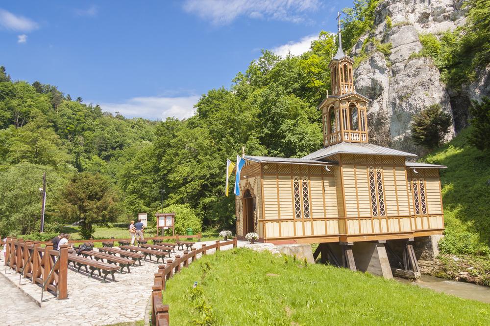 Ojcowski Park Narodowy: Kaplica Na Wodzie