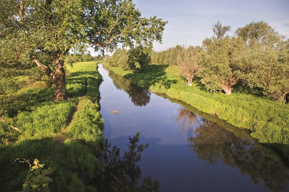 Kanały w Ujściu Warty powstawały na przełomie XVIII i XIX wieku