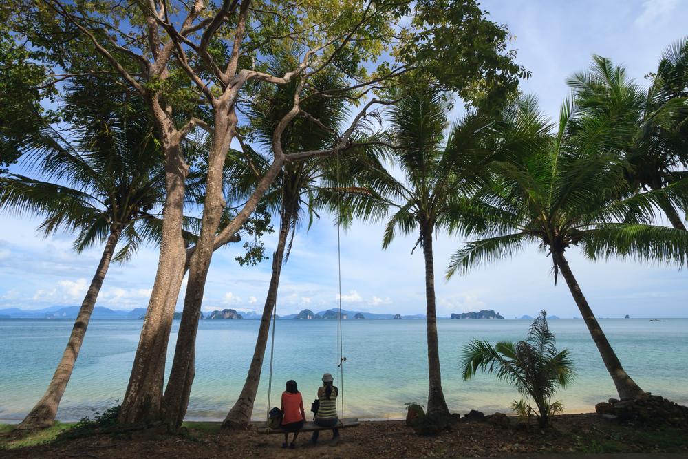 Koh Yao Noi na południu Tajlandii